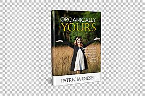 有机你的,通过清洁生活生活习惯书,健康PNG剪贴画,让自己打开充满