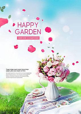 春天春暖花开绿色植物 (5)图片