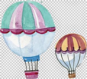 热气球海报婚礼,热气球海报PNG剪贴画广告海报,婚礼,海报,气球,运图片