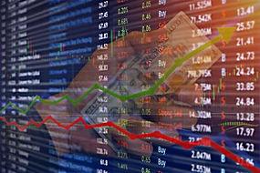 股票走势图片