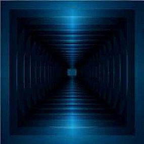 简洁炫光蓝科技感背景底纹底图矢量图片