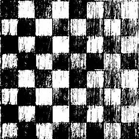 简洁黑白方块背景矢量图片