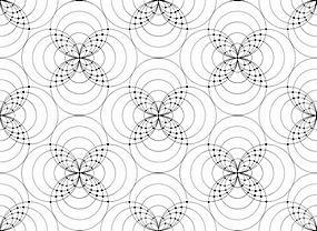 简洁黑色线条背景矢量图片