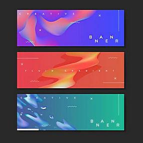 时尚海报banner图片图片