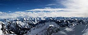 景观,北欧风景,云,雪337623