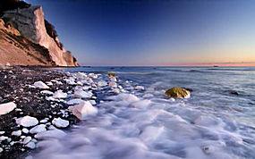 景观,北欧风景,海,性质344167