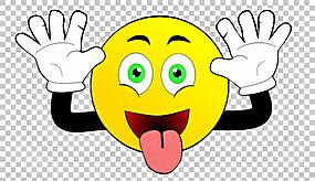 愚人节笑话YouTube幽默我的头中的声音,笑脸PNG剪贴画杂项,脸,手,图片