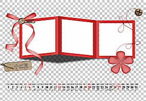 12月日历,12月日历PNG剪贴画角,其它家具,日历,文本,矩形,卡通,设图片