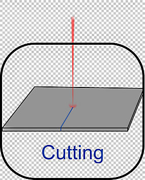 激光Yavin焊接切割,激光切割PNG剪贴画角,矩形,其它的,平行的,千图片