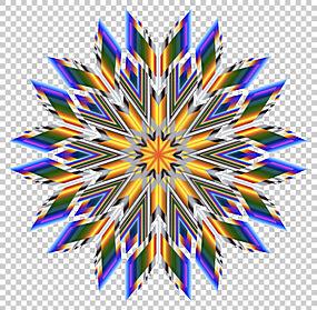 曼荼罗,雪花PNG剪贴画杂,三角形,其它的,对称,颜色,形状,性质,线,图片