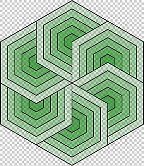 曼荼罗着色书六角形图案,六角形PNG剪贴画杂,角,矩形,其它的,对称图片