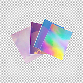 美学Vaporwave纸,美学PNG剪贴画杂,紫罗兰,矩形,其它的,颜色,贴纸图片