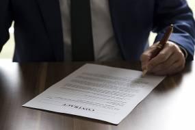 个人手写签名图片