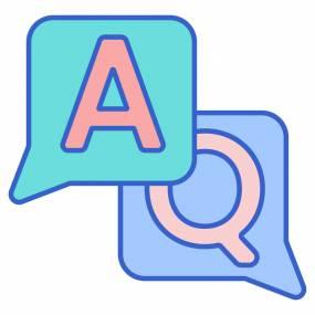 对话框AQ图标图片