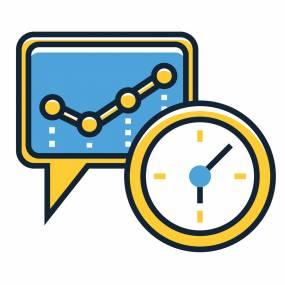 时钟对话框图标图片